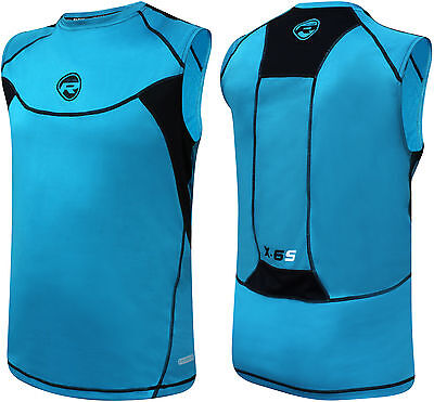 RDX Men's Gym Bodybuilding Hoodie Muscle Sleeveless Fitness Tank Top Vest Medium