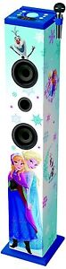 Frozen-Karaoke-Bluetooth-avec-Haut-Parleur-Claires-Effets-Sonores-et-Vocal-Fille