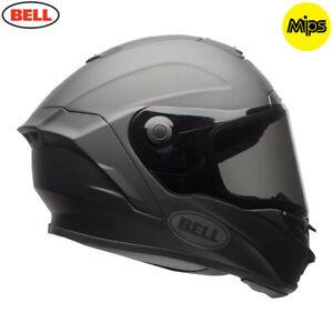 Bell Star Mips Solid Matt Black Motorcycle Helmet Free Uk Delivery Ebay