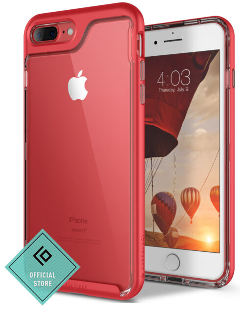 new style e276b a54e5 For iPhone 7 Plus/ 8 Plus Caseology® [SKYFALL] Protective Clear Slim Cover  Case
