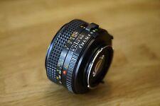 Objectif Minolta 50mm MD 1:2 f/2