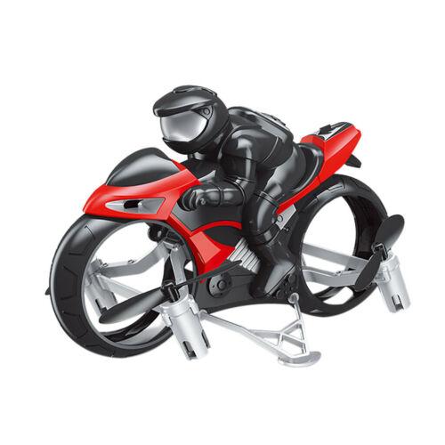S73 2.4G 4CH 2 in 1 Motorrad Kopflose Fernbedienung Vier-Achsen RC Drohne DE
