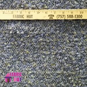 Home-Decor-Blue-Carpety-Heavy-Upholstery-Fabric-by-the-Yard