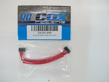 RC-COX Brushless Sensor Cable For Xray T4 T3 BD7 CSO TC10 TR10 BD7 80mm Red