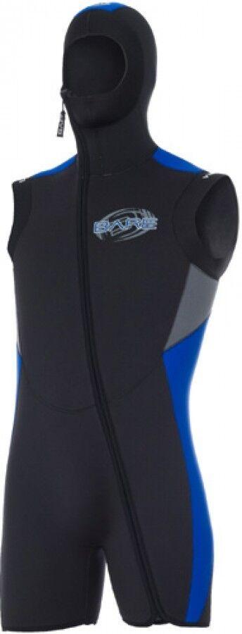 Bare Velocity 5mm Step-In Vest with Hood - Diving Vest - Men's - Special Offer