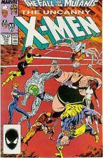 Uncanny X-Men # 225 (Mark Silvestri) (USA, 1988)