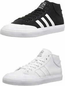 competitive price 32571 6b791 Image is loading adidas-Originals-Men-039-s-Matchcourt-Mid-Fashion-
