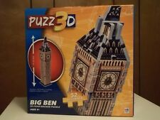 Big Ben clock tower 3D puzzle by PUZZ3D, MIB