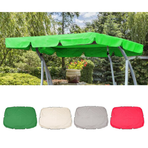 Water Resistant Seater Replacement Canopy for Garden Hammock Swing Seat