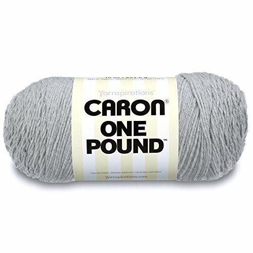 Caron  One Pound Solids Yarn - Medium Gauge 100/% Acrylic For Croch 4 16 oz