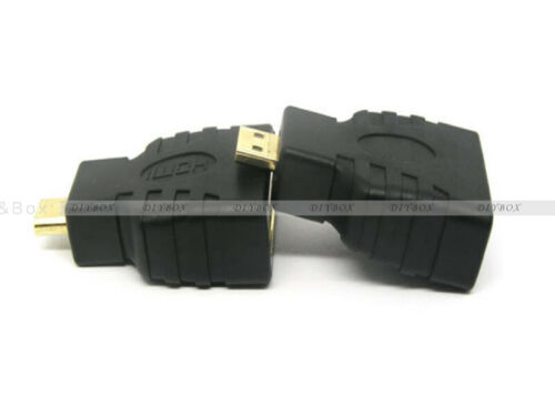 PS2 to HDMI Video Converter Audio Adapter for HDTV HDMI Female to Micro Male