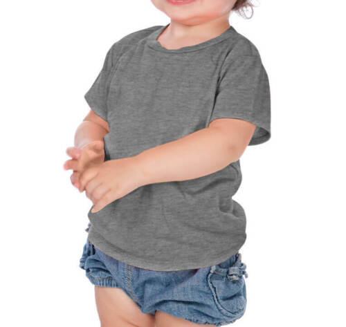Kavio Unisex Infants Crew Neck Short Sleeve Tee