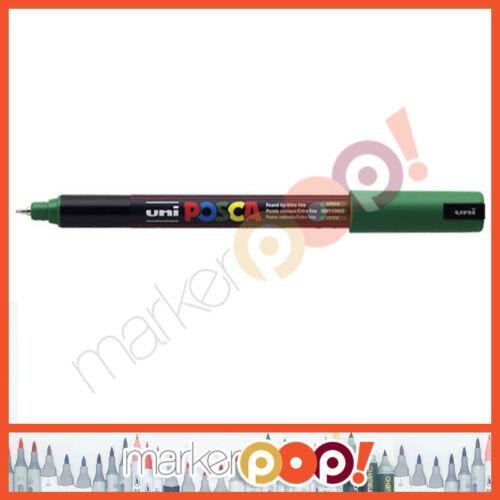 Uni Posca Single Paint Marker PC-1MR .US AUTHORIZED RETAILER