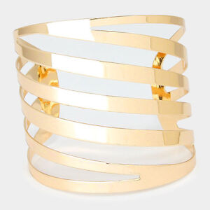 2-034-gold-lined-bangle-cuff-bracelet-stack-basketball-wives