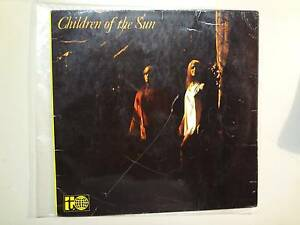Sallyangie, The - Children Of The Sun