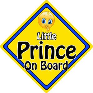 Mummys Little Princesses à Bord Personnalisé Enfant//Bébé Voiture Signe 2//Two Sisters