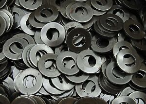 (175) 5/8 SAE Flat Washers Heat Treated Structural