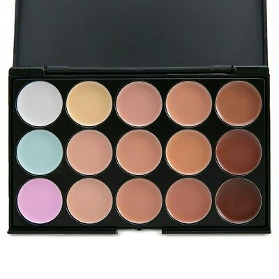 ADS 15 shades Concealer and Contour Pallette