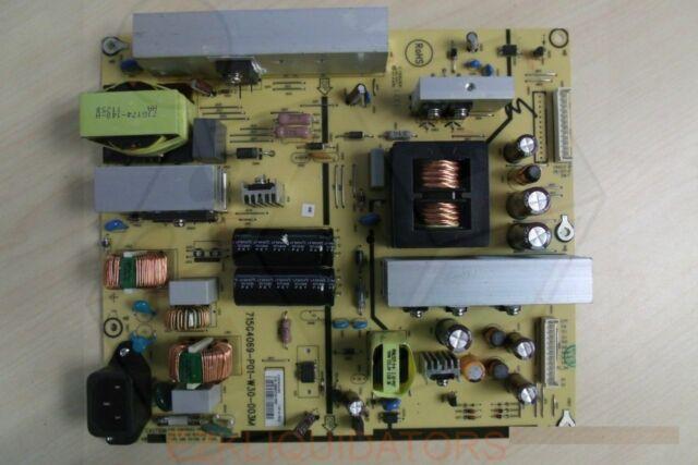 T VIZIO E551VA E550VA POWER SUPPLY 715G3871-P01-W30-003S 12439XAS