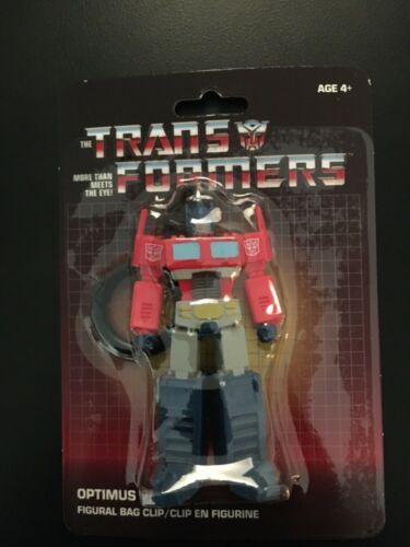 Transformers G1 KeyChain sac sac à dos Clip Optimus Prime