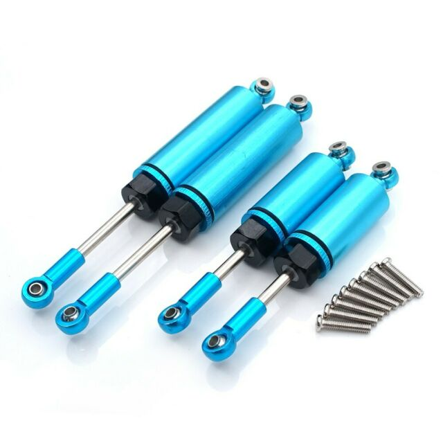 Metal Front Rear Shock Absorber Upgrade Parts For Wltoys 12428 12423 1//12 RC Car