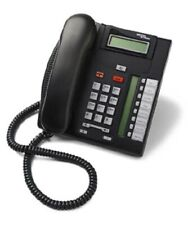 Nortel Norstar T7208 Charcoal 8 Button Display Speaker Telephone Nt8b26aaba A