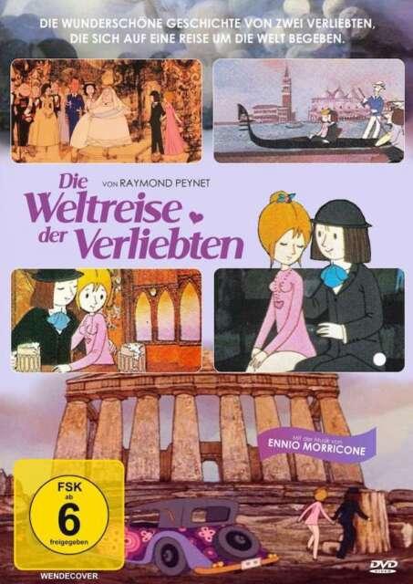 CESARE Perfetto Die Weltreise der verliebten Raymond peynet DVD NUEVO
