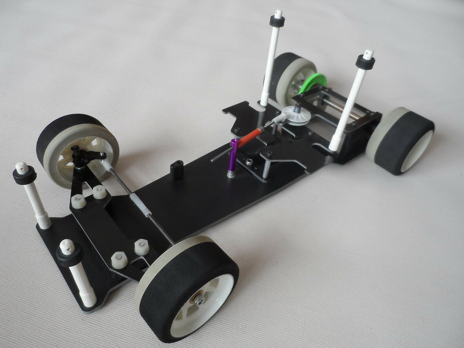 Very Rare UNUSED Vintage Trinity RC Car Chassis