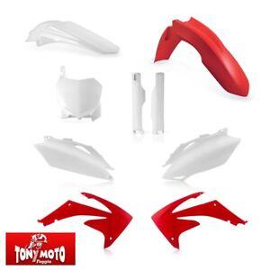 Honda plástico kit full frase completamente CRF 250//450; 2009-2010 Acerbis Italy