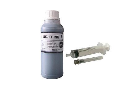 Black Refill Ink for HP952 952XL OfficeJet 8715 OfficeJet Pro 8710 250ML/s