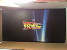 Hot Toys 1/6 Back to the Future BTTF Delorean Time Machine MMS260