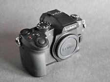 PANASONIC Lumix DMC-G80 Camera (BodyOnly) BLACK - ONLY 67 ACTUATIONS!!!
