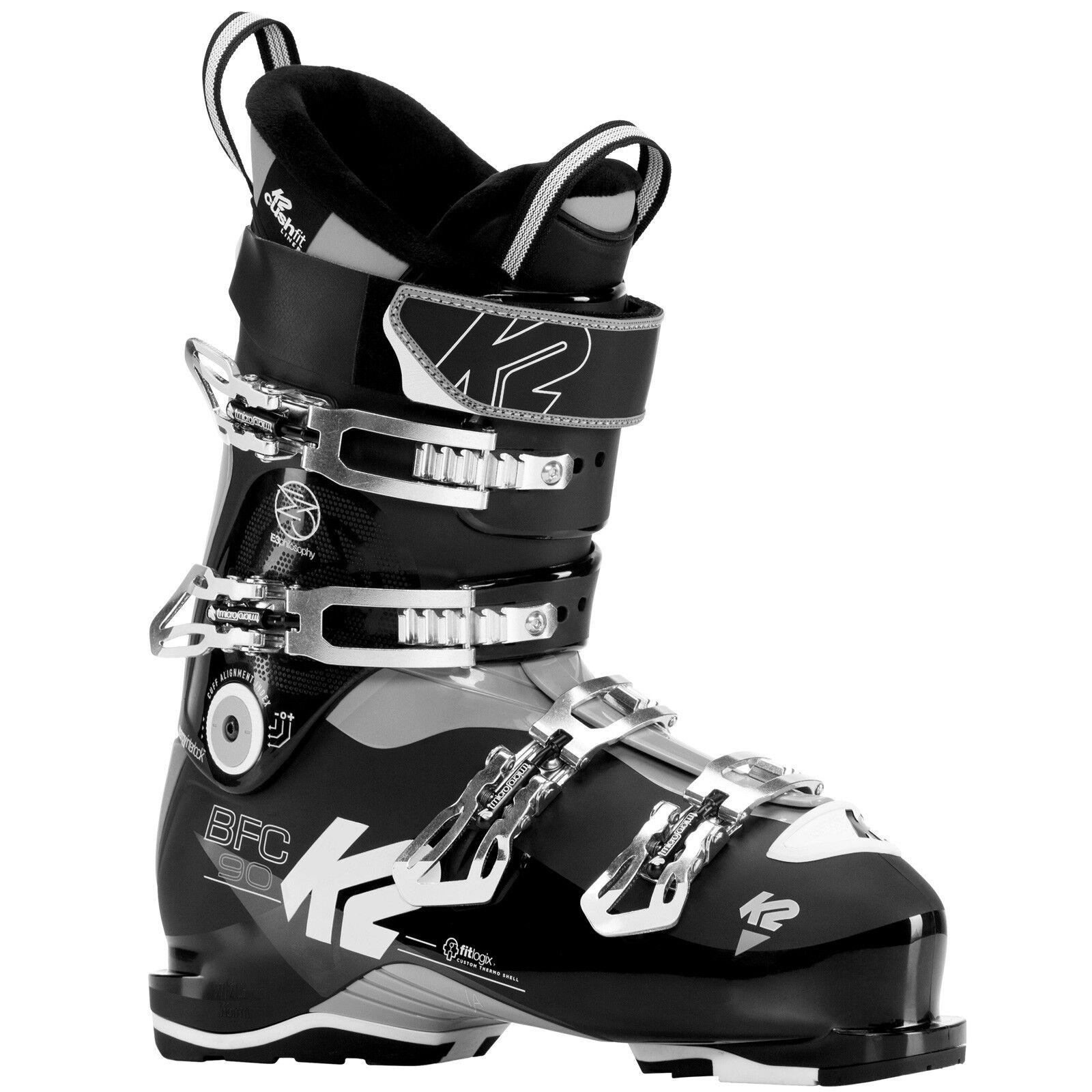 K2 Bfc 90 Hv 103 mm Men's Ski Boots Ski Boots Ski Boots All-Mountain New Top