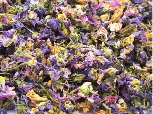 Dried Flowers /& Petals 62 Types Herbal Tea Cooking Garnish Confetti Soap Candle
