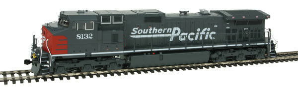 HO Scale KATO 37-6631 SOUTHERN PACIFIC C44-9W with Ditch Lights DCC Ready