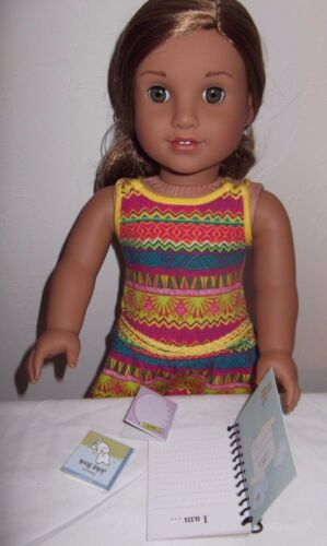 "Custom Easter Basket Sized for 18/"" Dolls w Journal Choc Bunny Fits Kit Luciana"