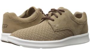 7f2ff7f4647 Details about UGG Australia Hepner Woven Sand Fashion Sneaker Men's sizes  7,7.5,11.5 NEW!!!