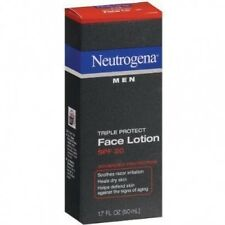 Neutrogena Triple Protect Face Lotion for Men SPF 20, 1.7 Ounce
