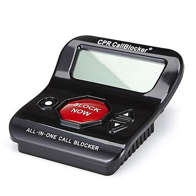 CPR Call Blocker V.201 withCaller ID-  Block PPI calls/Nuisance calls/Scam calls