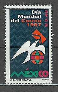Mexico - Mail 1997 Yvert 1764 MNH