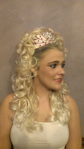 ALICE IRISH DANCING WIG AVAILABLE IN MULTIPLE COLOURS