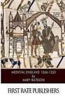 Medieval England 1066-1350 by Mary Bateson (Paperback / softback, 2014)