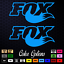 thumbnail 4 - FOX RACING Decal sticker vinyl MOTOCROSS KTM HONDA SUZUKI WINDOW DIRT BIKE 137