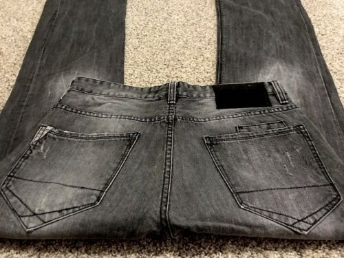 Taille Braguette Coupe John Jeans Boutons r Gris Chaussures Sean UvPCn0U