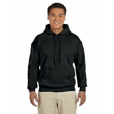 Gildan Men's Basic Fleece Blend Hooded Pullover Sweatshirt 18500 S-5XL Hoodie