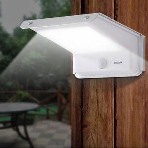 Eclairage-Exterieur-Etanche-Mur-Jardin-Detecteur-De-Mouvement-Lampe-20-Led
