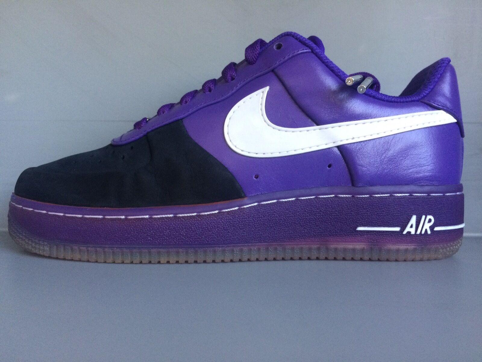 Nike Air Force 1 Low Supreme SP SP SP '09 - Purple - US 6 EUR 38.5 UK5.5 (354714 511) 3c068e
