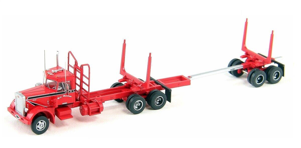 Trainworx 55180 Peterbilt 351 camión remolque de tractor registrador Vern Henderson's
