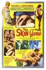 Skin Game Poster 01 A4 10x8 Photo Print