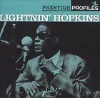 Prestige Profiles, Vol. 8 by Lightnin' Hopkins (CD, Oct-2005, 2 Discs, Prestige Records)